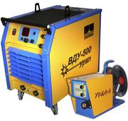 Завод сварочного оборудования реализует полуавтоматы сварочные