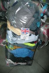 Одежда секонд хэнд – оптовые поставки из Литвы.