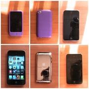 Продам iPod touch 4+ упаковка с новым USB + чехол