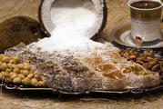Опт. поставщик рахат лукума,  пишмание (сахарная вата) и халвы из Турции.