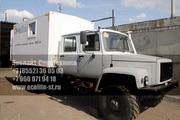 Станция для гидродинамических исследований и ремонта скважин ГАЗ 33251