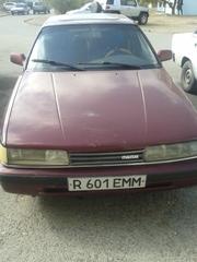 Продается автомобиль Mazda 626,  в хорошем состоянии,  400000ТГ,  1991Г