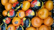 мандарины из Турции