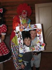 Клоуны в Актау. Агентство детских праздников