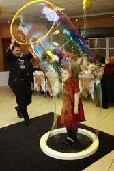 Шоу мыльных пузырей в Актау. Агентство детских праздников