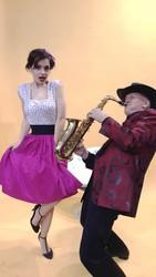 саксофонист на праздник,  ведущий и диск-жокей для танцев