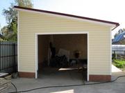 Строительство гаражей и пристроек от УютСтройКараганда